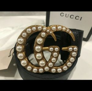 The Celebrity Staple Gucci Belt